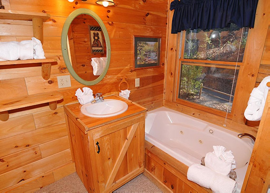 Photo of a Sevierville Cabin named Good Times 34 - This is the ninth photo in the set.