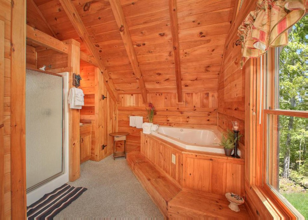 Photo of a Sevierville Cabin named Bear Extraordinaire 28 - This is the tenth photo in the set.