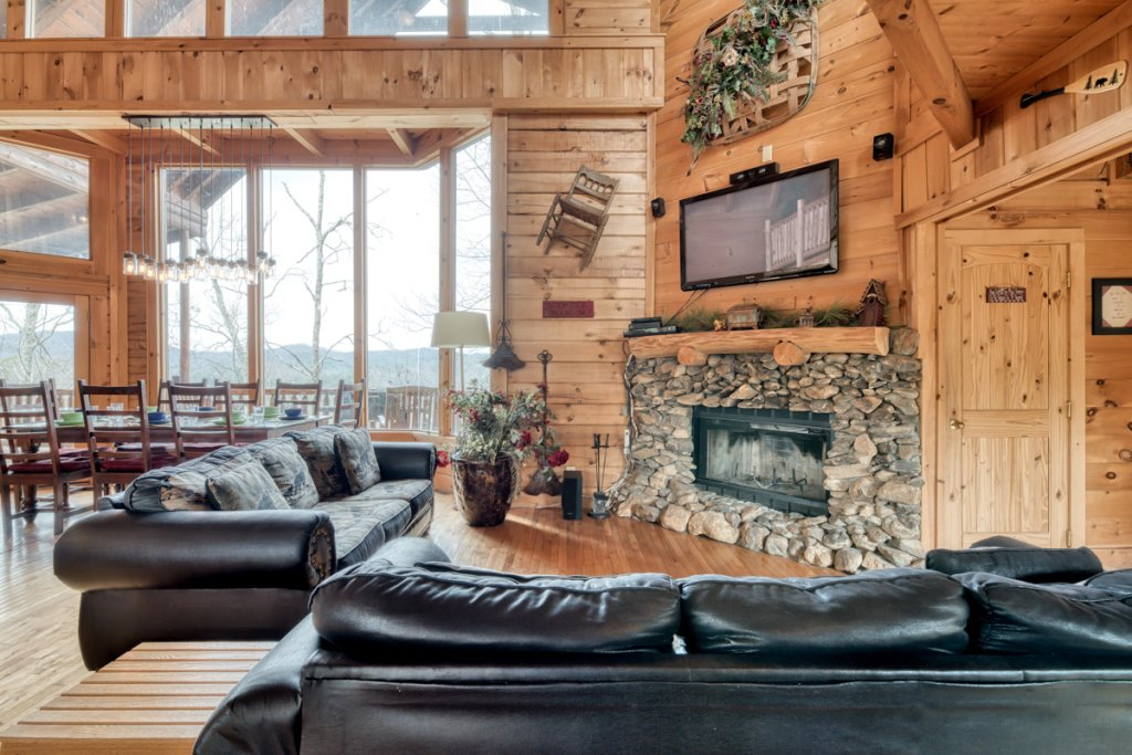 Photo of a Sevierville Cabin named Livin The Dream #44 - This is the sixth photo in the set.