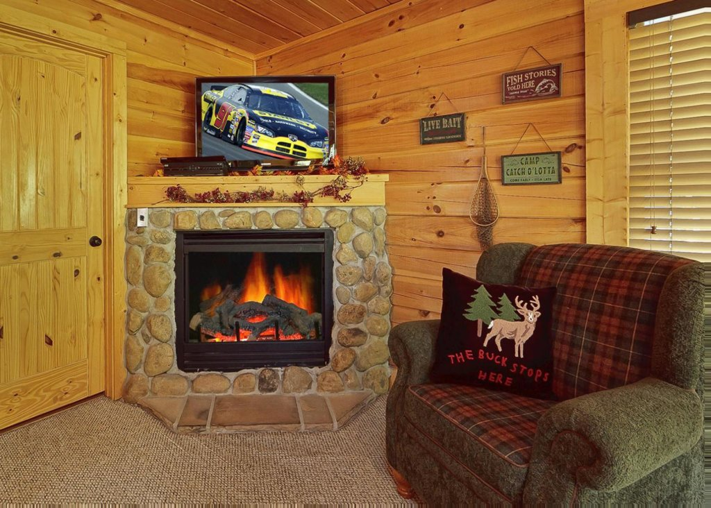 Photo of a Sevierville Cabin named Brown Bear Lodge #49 - This is the eighth photo in the set.