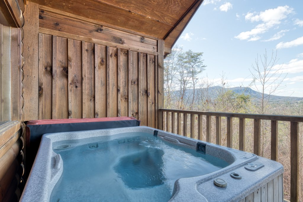 Photo of a Sevierville Cabin named All About Romance - This is the fifteenth photo in the set.