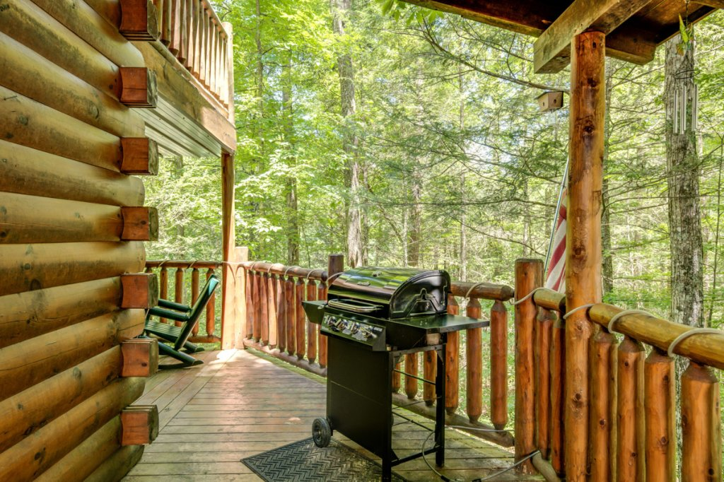 Photo of a Sevierville Cabin named In The Pines #13 - This is the seventeenth photo in the set.