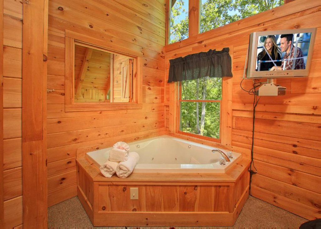 Photo of a Sevierville Cabin named Bear Extraordinaire 28 - This is the twelfth photo in the set.