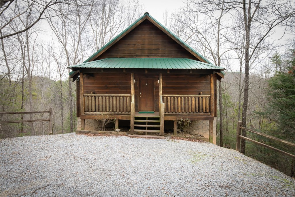 Photo of a Sevierville Cabin named Once Upon A Time - This is the eighteenth photo in the set.