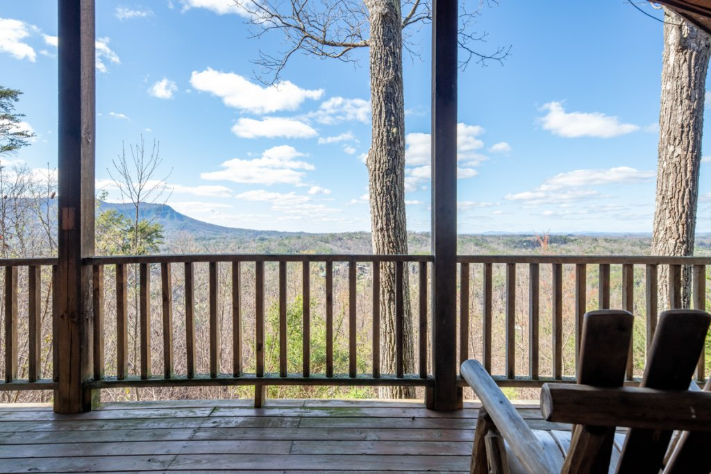 Photo of a Sevierville Cabin named All About Romance - This is the first photo in the set.