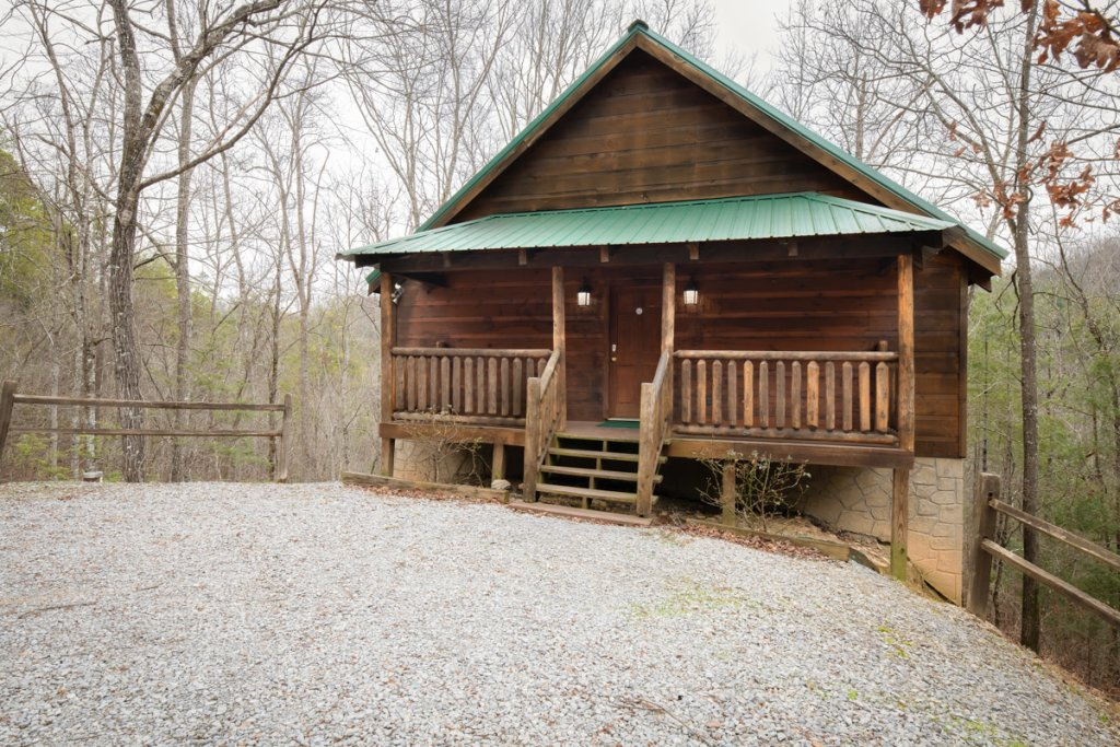 Photo of a Sevierville Cabin named Once Upon A Time - This is the seventeenth photo in the set.
