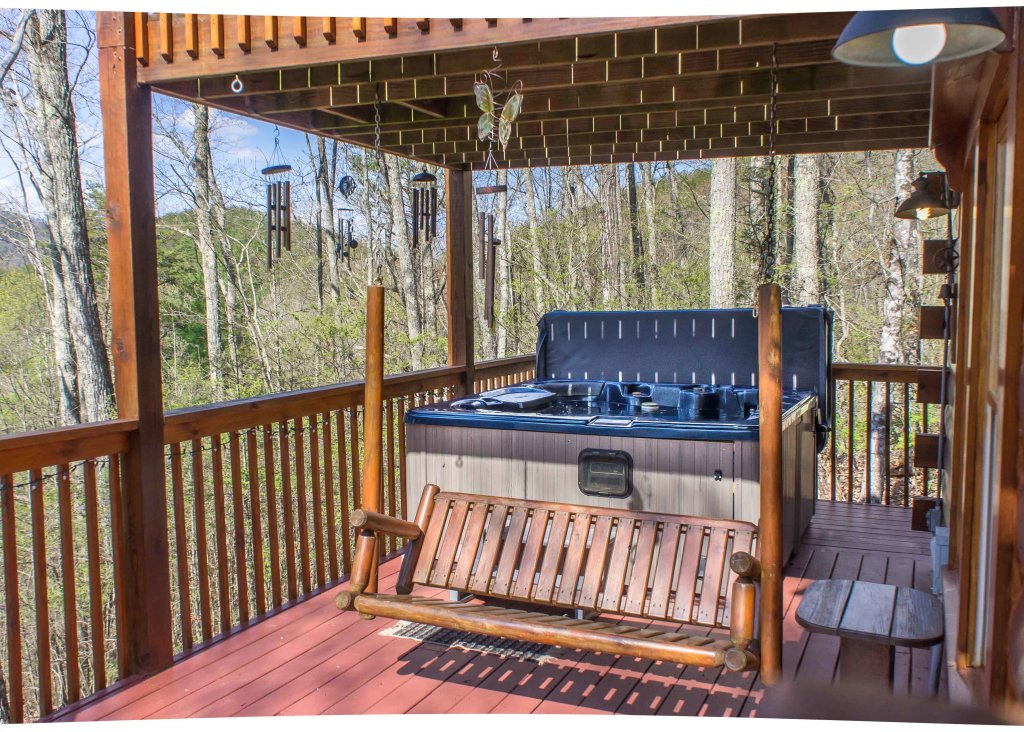 Photo of a Sevierville Cabin named Southern Comfort 22 - This is the thirty-first photo in the set.