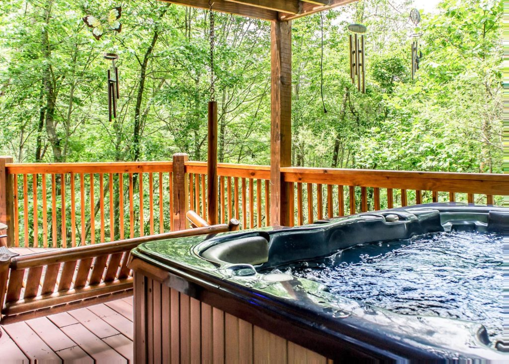 Photo of a Sevierville Cabin named Southern Comfort 22 - This is the thirtieth photo in the set.