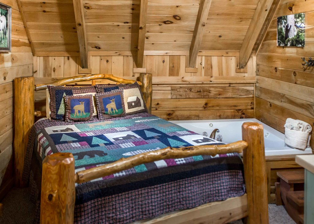 Photo of a Sevierville Cabin named Southern Comfort 22 - This is the thirteenth photo in the set.