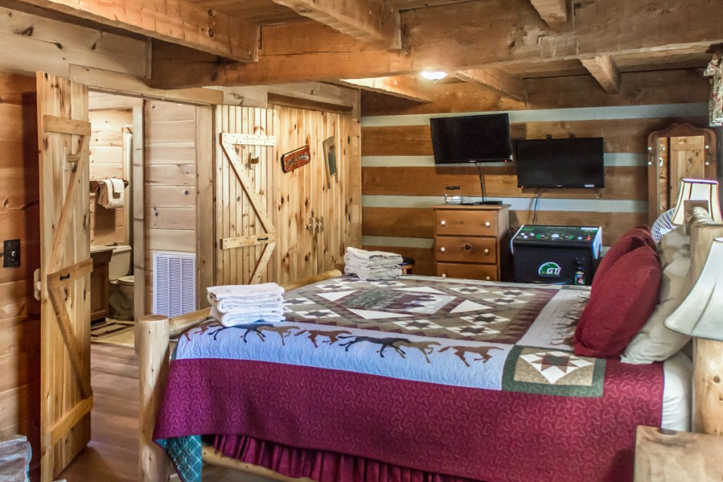 Photo of a Sevierville Cabin named Suits Us - This is the twenty-second photo in the set.