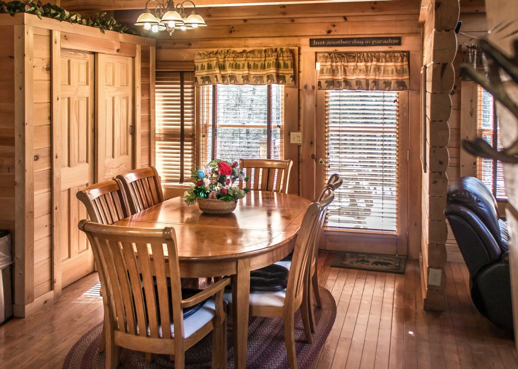 Photo of a Sevierville Cabin named Southern Comfort 22 - This is the seventh photo in the set.