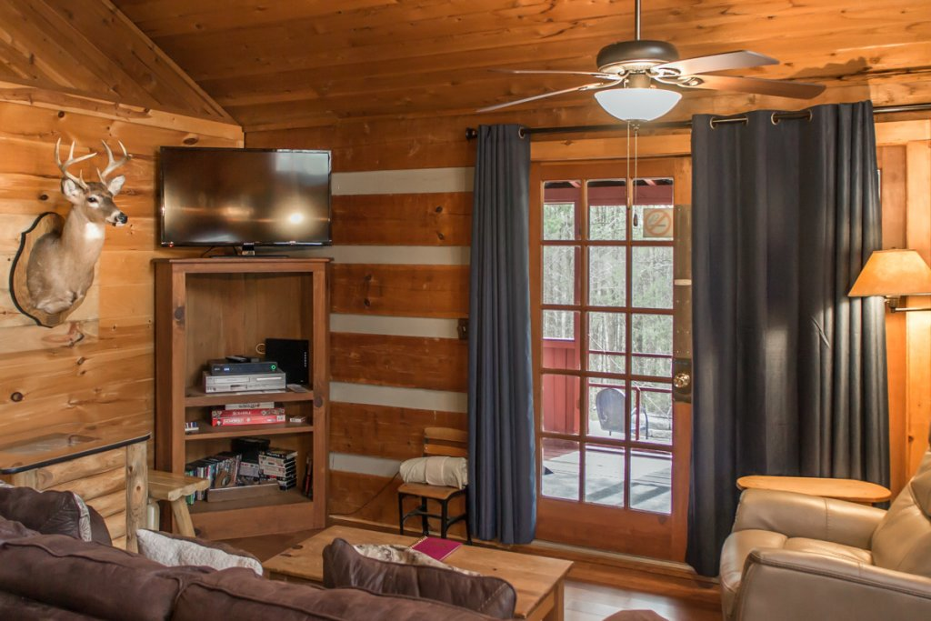 Photo of a Sevierville Cabin named Suits Us - This is the seventh photo in the set.