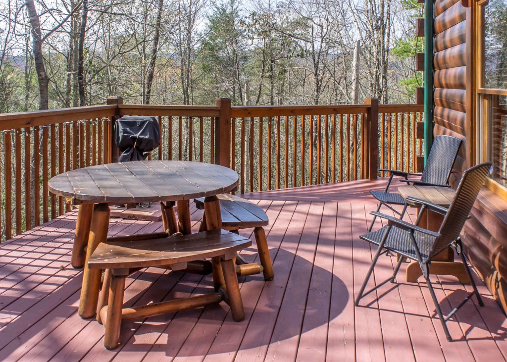 Photo of a Sevierville Cabin named Southern Comfort 22 - This is the thirty-third photo in the set.