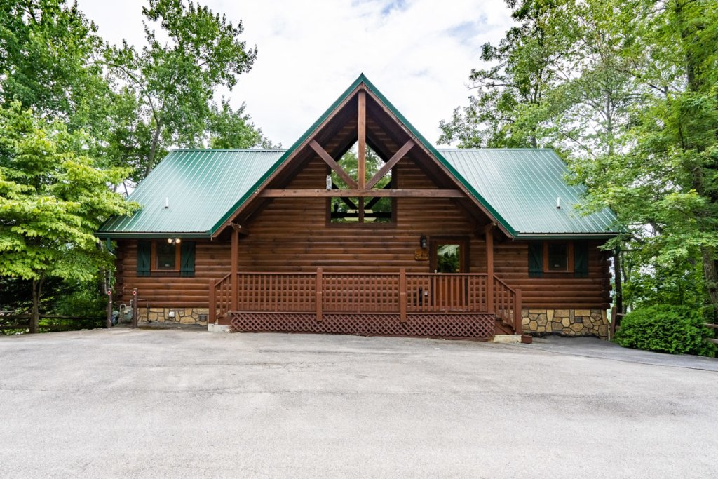 Photo of a Gatlinburg Cabin named Closer To Home - This is the forty-second photo in the set.