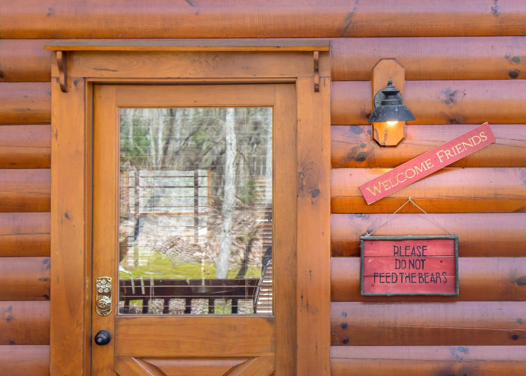 Photo of a Sevierville Cabin named Southern Comfort #22 - This is the thirty-fifth photo in the set.