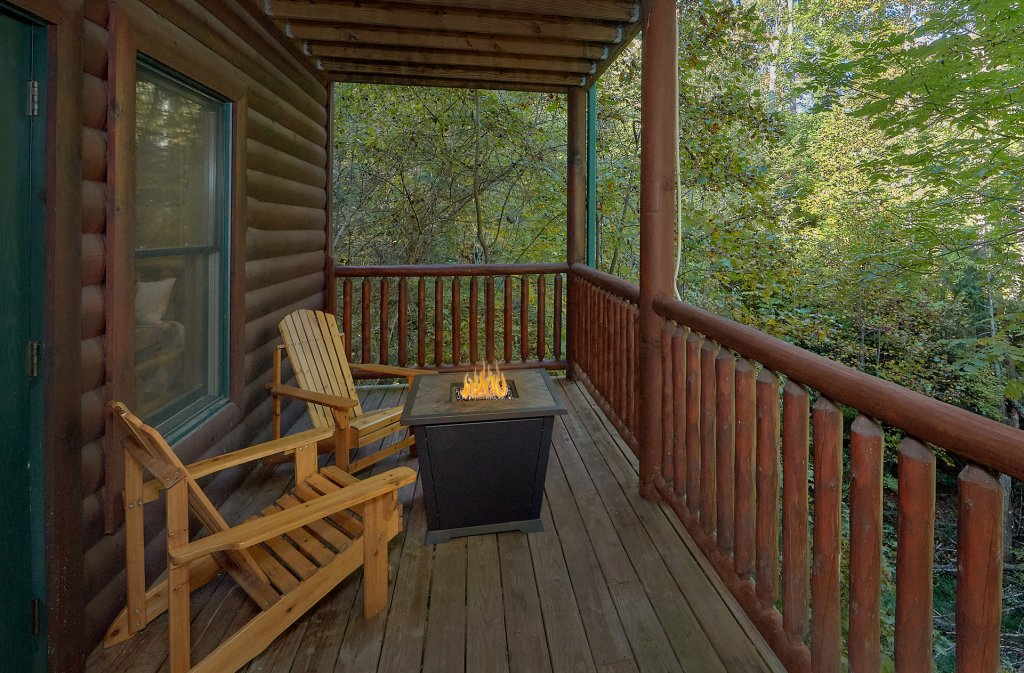 Photo of a Gatlinburg Cabin named Natural Attractions - This is the third photo in the set.