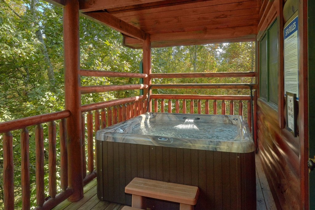 Photo of a Gatlinburg Cabin named Natural Attractions - This is the ninth photo in the set.