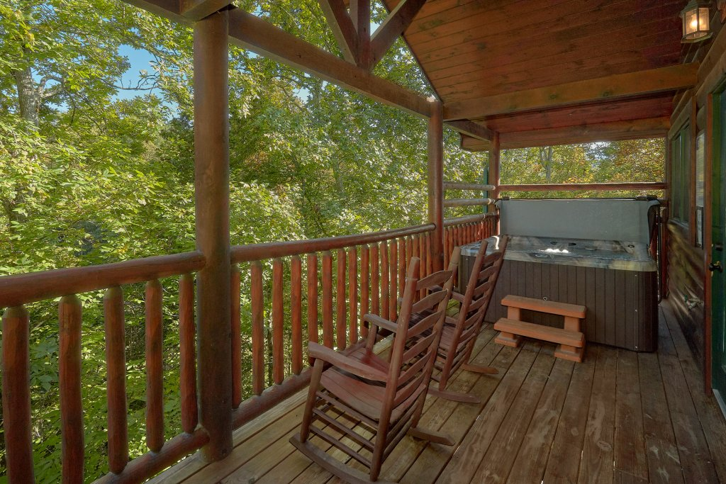 Photo of a Gatlinburg Cabin named Natural Attractions - This is the thirteenth photo in the set.