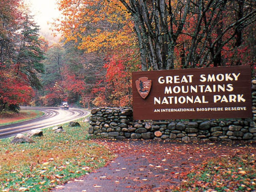 Photo of a Gatlinburg Cabin named Natural Attractions - This is the thirty-second photo in the set.