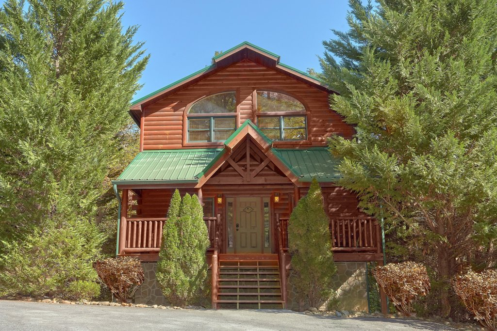 Photo of a Gatlinburg Cabin named Natural Attractions - This is the thirty-first photo in the set.