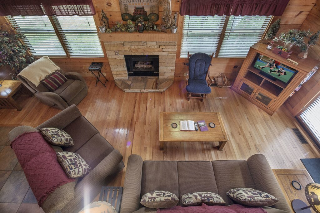 Photo of a Pigeon Forge Cabin named  Heavenly Peace - This is the sixth photo in the set.