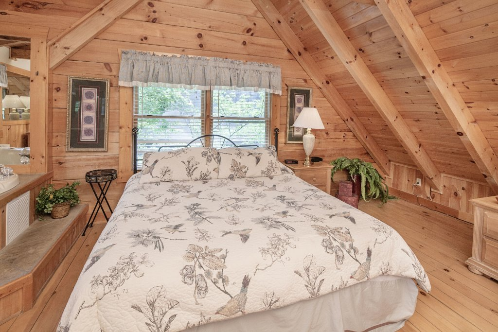 Photo of a Pigeon Forge Cabin named  Heavenly Peace - This is the fourteenth photo in the set.