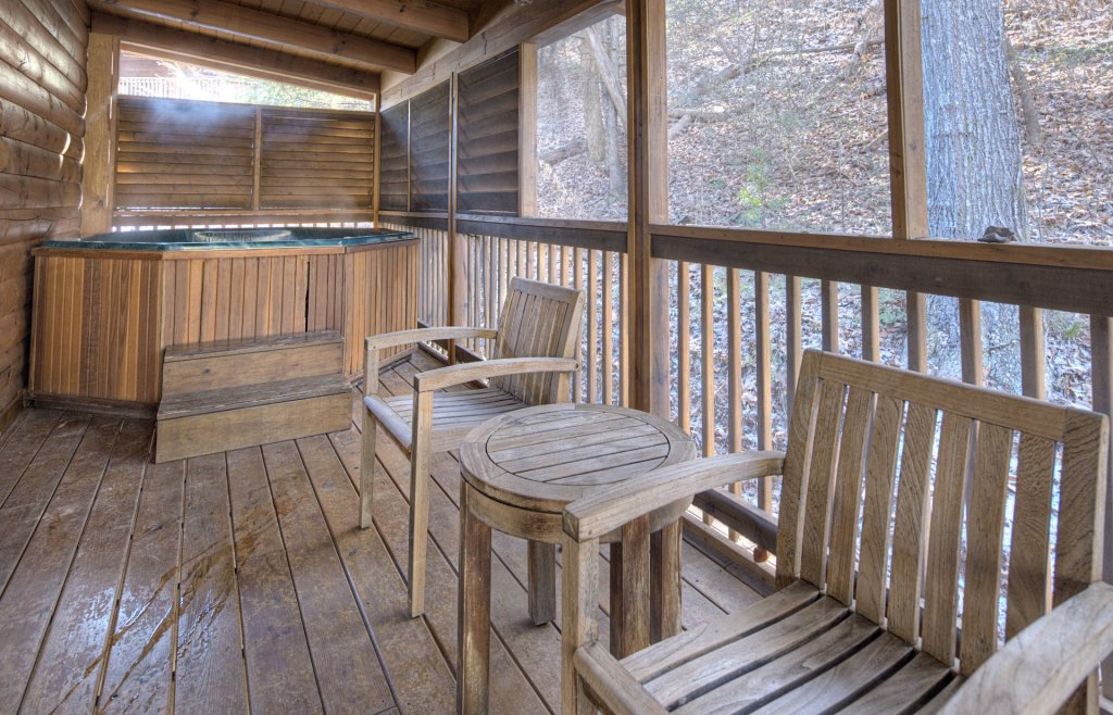 Photo of a Pigeon Forge Cabin named  Best Of Times - This is the twelfth photo in the set.