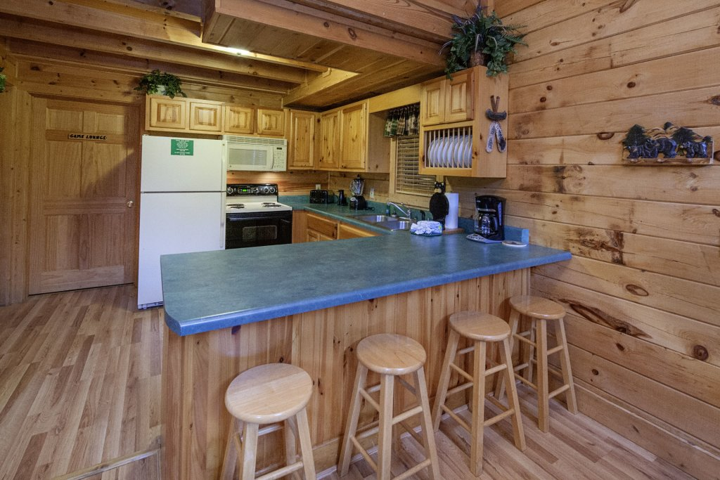 Photo of a Pigeon Forge Cabin named  Best Of Times - This is the eighth photo in the set.