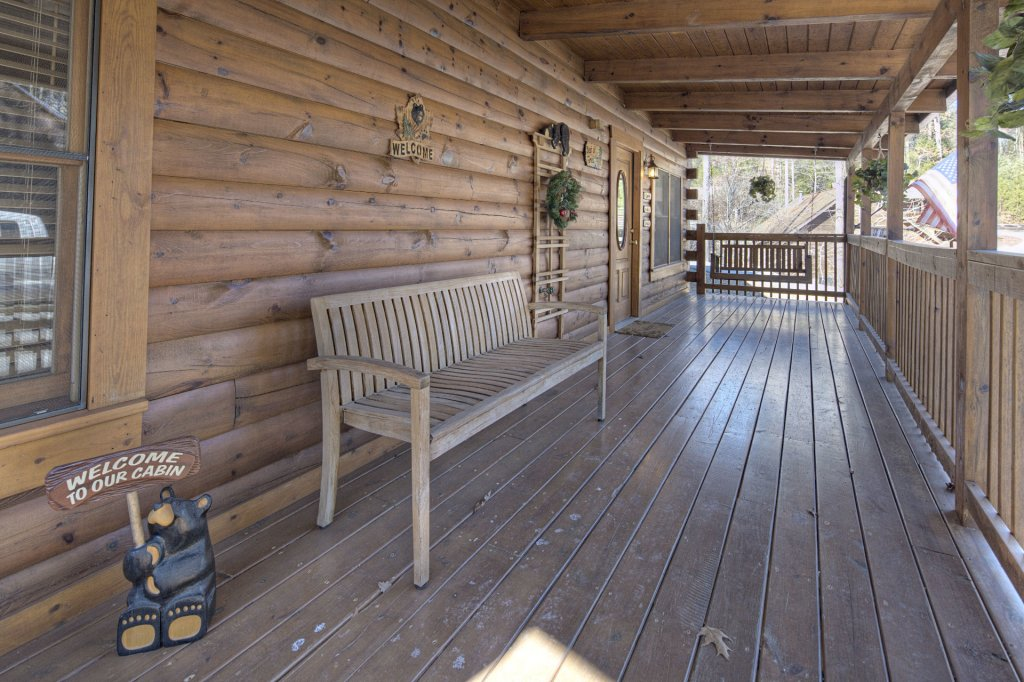 Photo of a Pigeon Forge Cabin named  Best Of Times - This is the eleventh photo in the set.