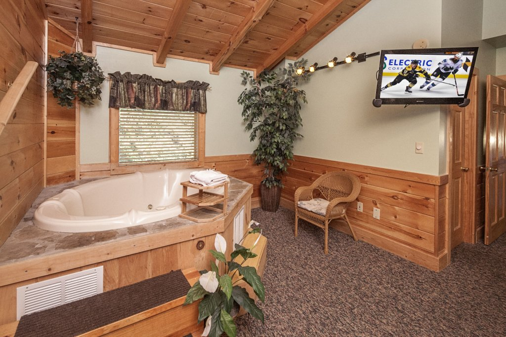 Photo of a Pigeon Forge Cabin named  Best Of Times - This is the twenty-fifth photo in the set.