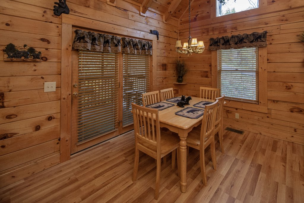 Photo of a Pigeon Forge Cabin named  Best Of Times - This is the ninth photo in the set.