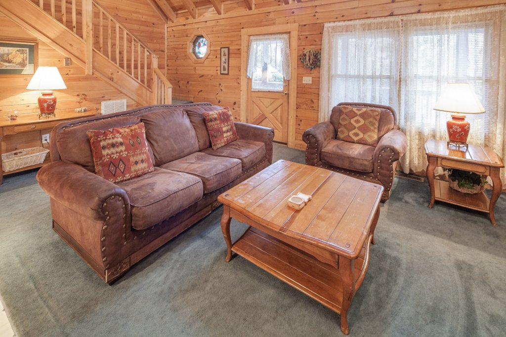 Photo of a Pigeon Forge Cabin named  Heavenly View - This is the seventh photo in the set.