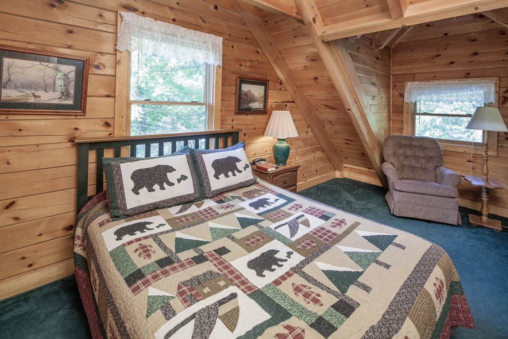 Photo of a Pigeon Forge Cabin named  Gerrald's Chalet - This is the twenty-third photo in the set.