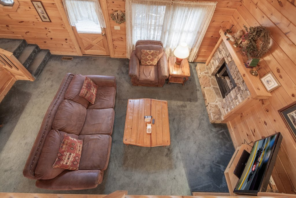 Photo of a Pigeon Forge Cabin named  Heavenly View - This is the sixth photo in the set.