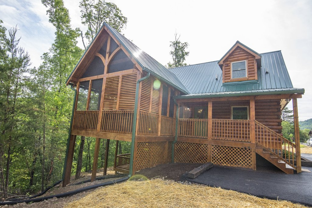 Photo of a Sevierville Cabin named  Best Days - This is the eighteenth photo in the set.