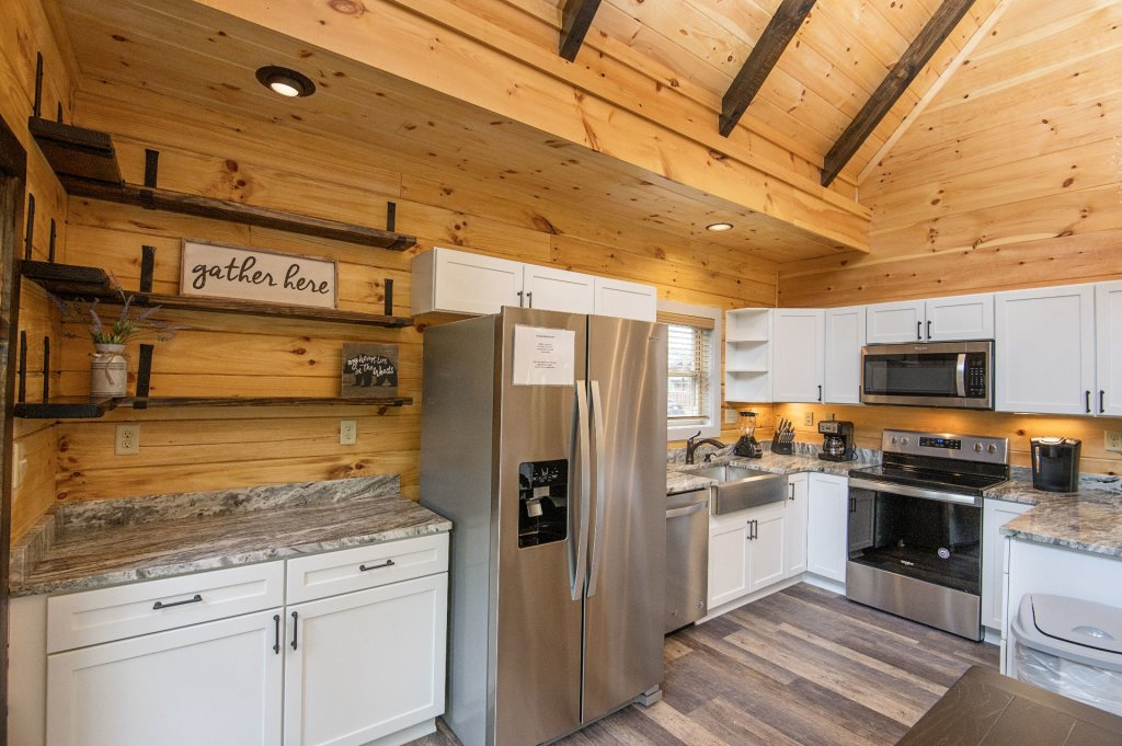 Photo of a Sevierville Cabin named  Best Days - This is the twenty-sixth photo in the set.