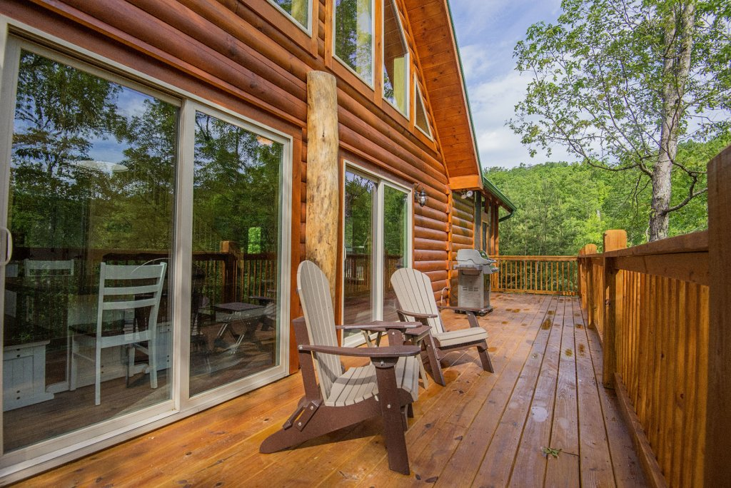 Photo of a Sevierville Cabin named  Best Days - This is the thirty-seventh photo in the set.