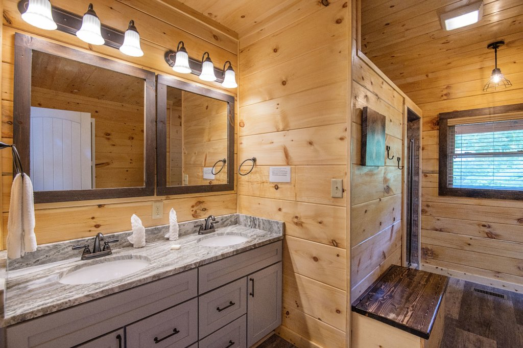 Photo of a Sevierville Cabin named  Best Days - This is the twenty-eighth photo in the set.