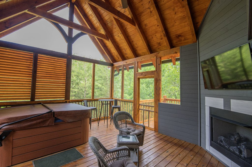 Photo of a Sevierville Cabin named  Best Days - This is the seventh photo in the set.