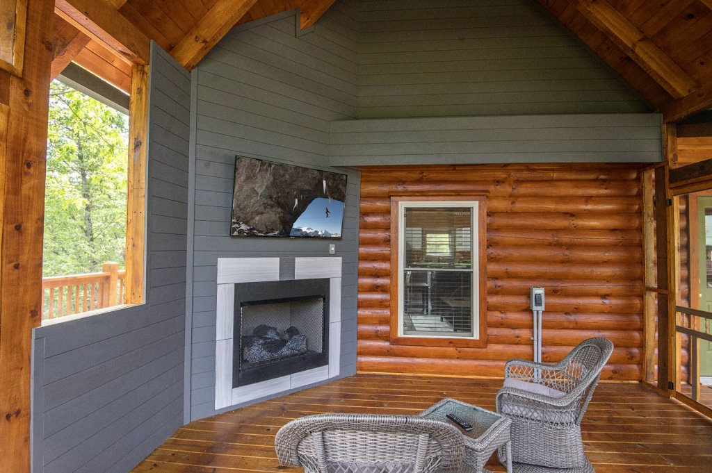 Photo of a Sevierville Cabin named  Best Days - This is the eighth photo in the set.