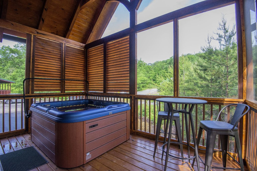 Photo of a Sevierville Cabin named  Best Days - This is the twentieth photo in the set.