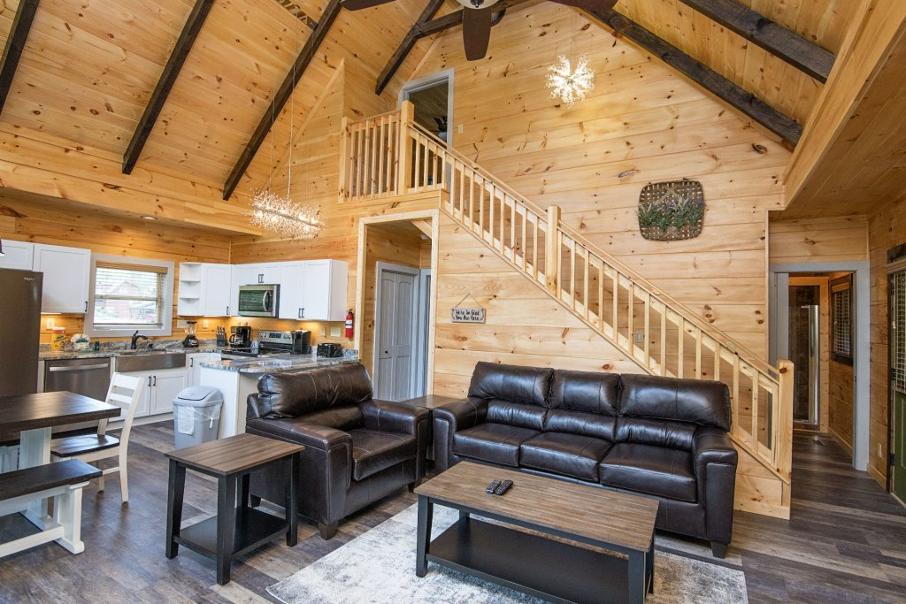 Photo of a Sevierville Cabin named  Best Days - This is the twenty-second photo in the set.