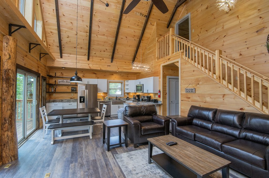 Photo of a Sevierville Cabin named  Best Days - This is the twenty-third photo in the set.