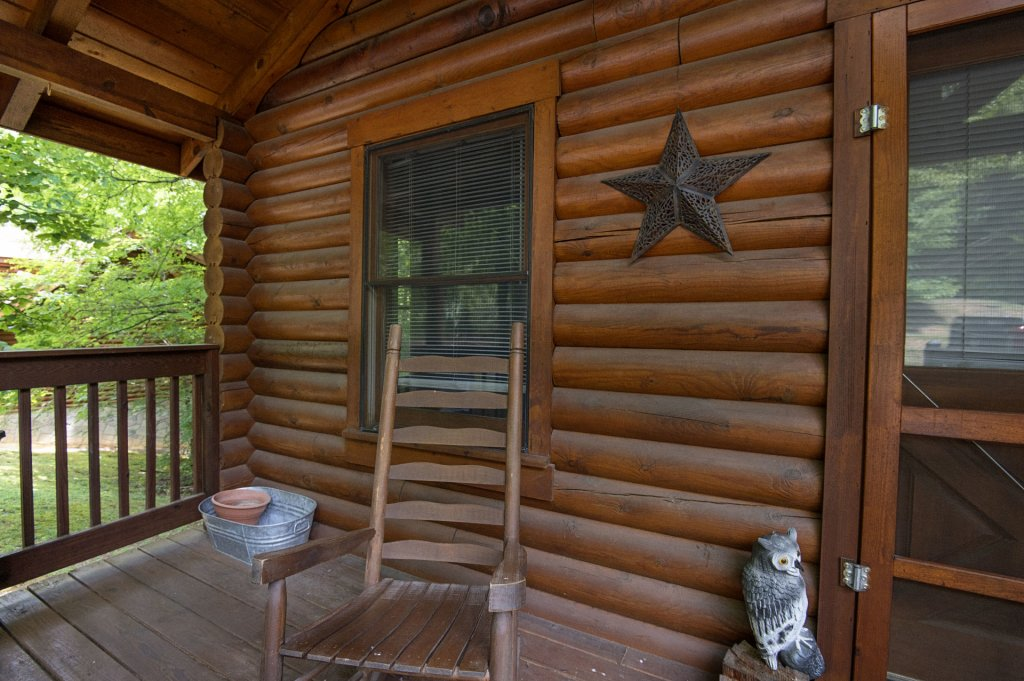 Photo of a Pigeon Forge Cabin named  Rising Eagle - This is the nineteenth photo in the set.