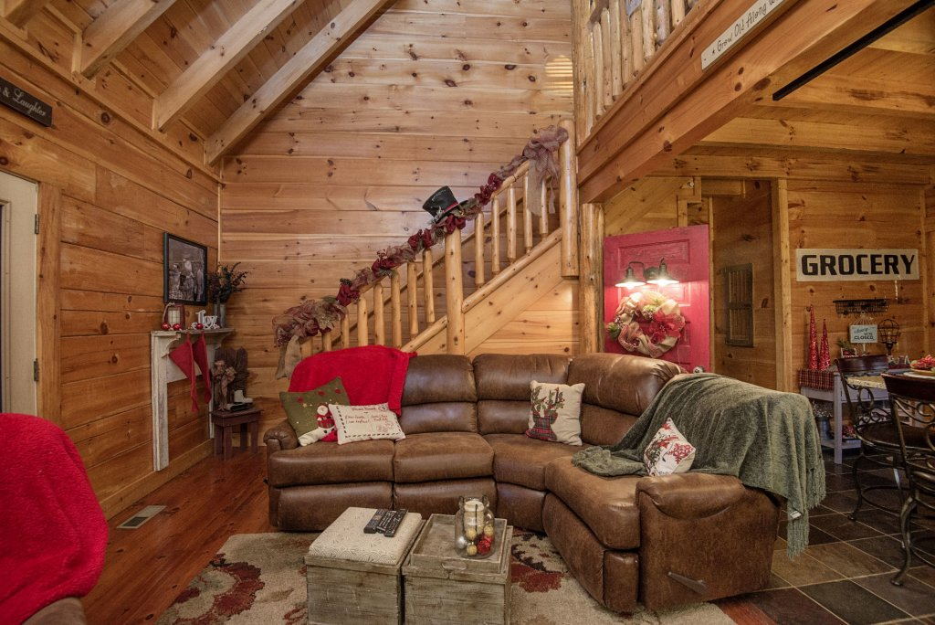 Photo of a Sevierville Cabin named Liam's Retreat - This is the seventh photo in the set.