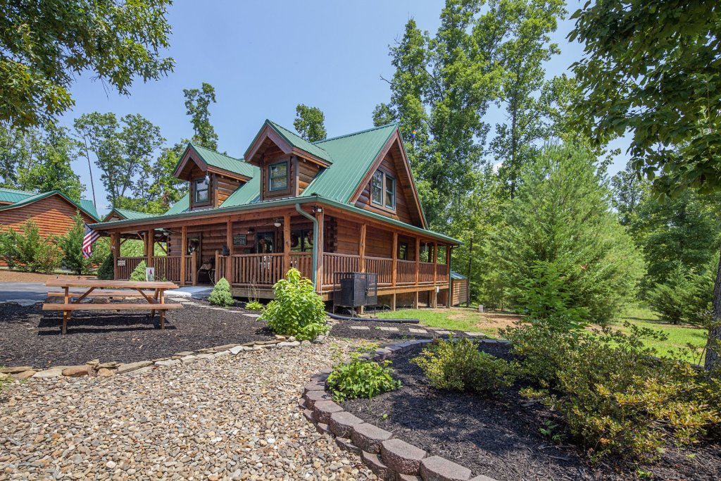 Photo of a Sevierville Cabin named Liam's Retreat - This is the eleventh photo in the set.