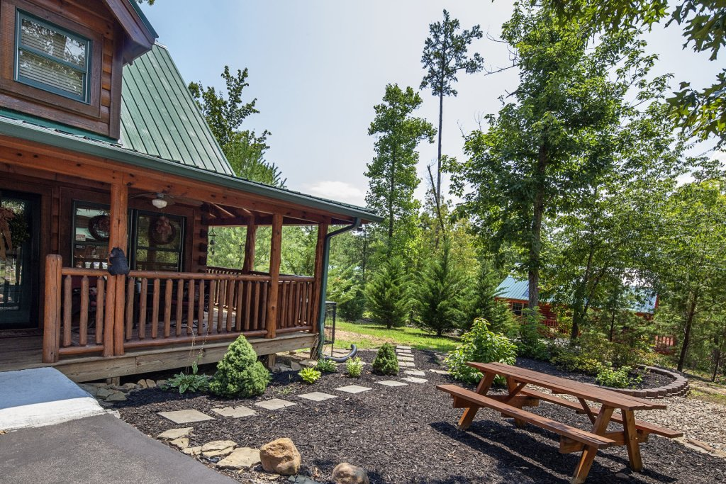 Photo of a Sevierville Cabin named Liam's Retreat - This is the twenty-third photo in the set.