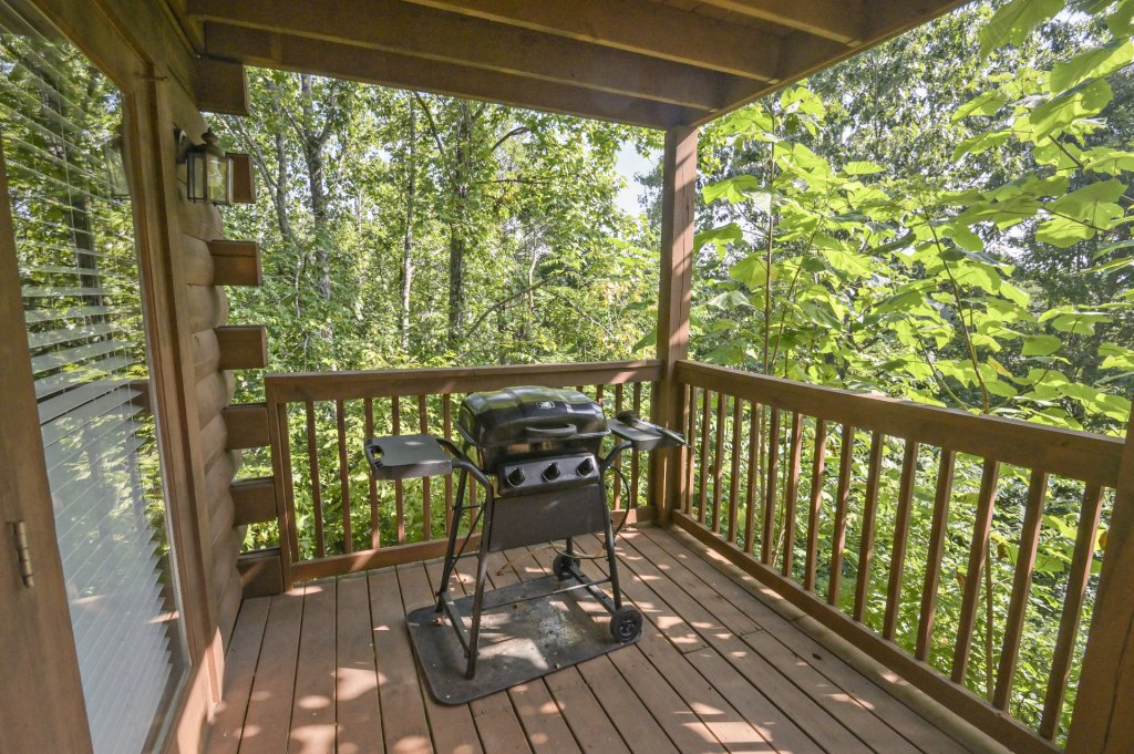 Photo of a Sevierville Cabin named Freedom Rings - This is the twenty-sixth photo in the set.