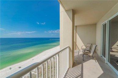 Grand Panama 1302 - Tower I, 2 Br, Beachfront, Pool, Wi-fi, Sleeps 8