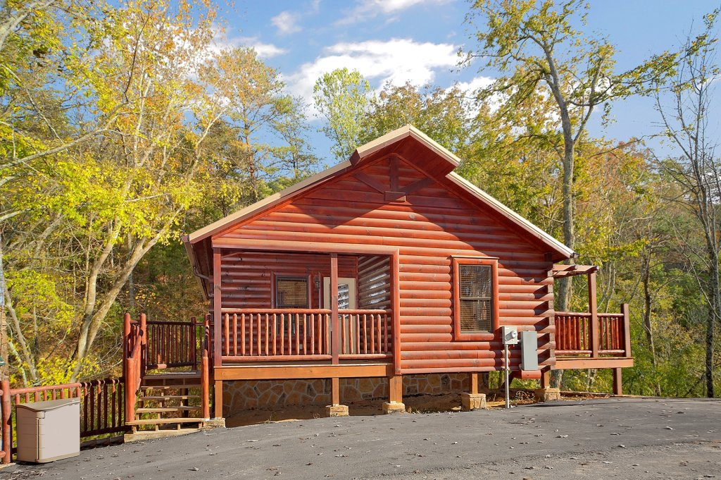 Photo of a Gatlinburg Cabin named Sweet Dreams - This is the fourteenth photo in the set.
